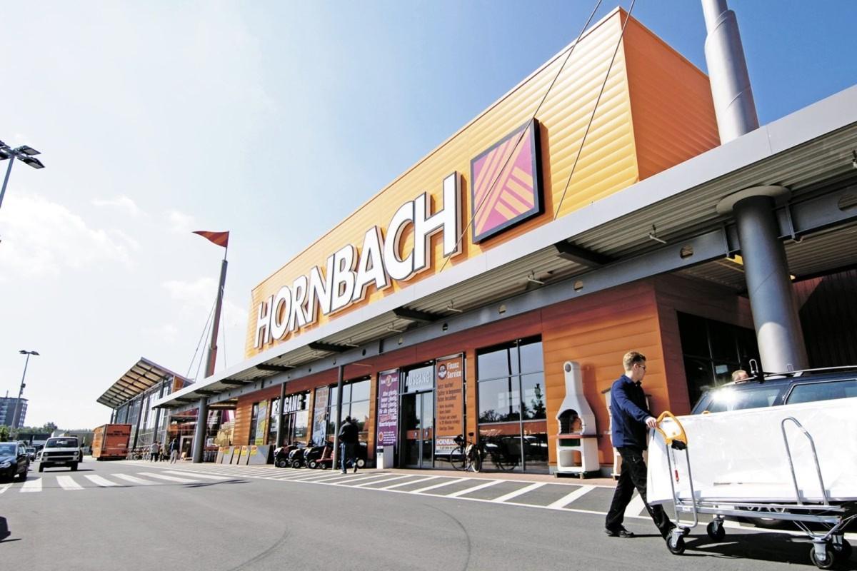 Prodejny HORNBACH