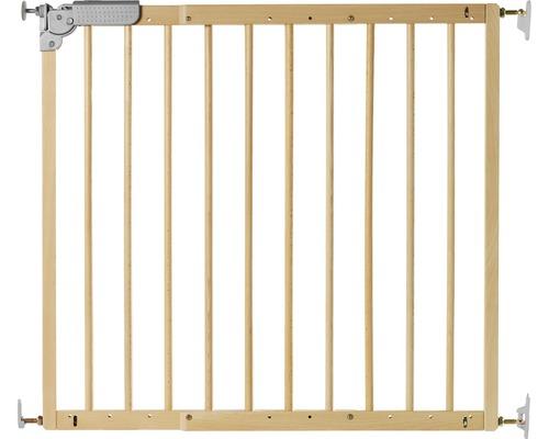 Ohrádka PIA do dveří, na schody, 71 cm x 75,6 - 110,4 cm