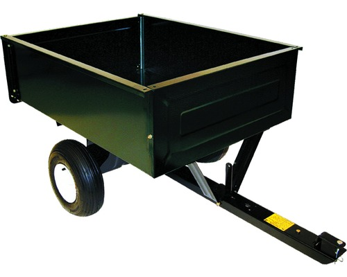 Přívěs pro zahradní traktory MTD