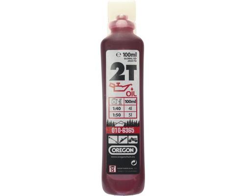 Motorový olej OREGON 2T polosyntetický 100 ml