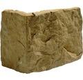 Obkladový pásek rohový Klimex Ardennes hnědý