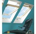 Střešní okno Aron FTS-V U2 66 x 118 cm, dřevěné