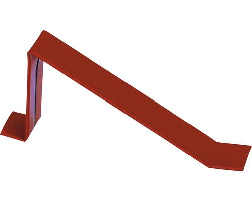 Protisněhový hák PRECIT 240 mm 3009 oxidovaná červená