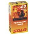 Podpalovač ekologický SOLO zápalka 20 ks