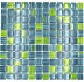 Skleněná mozaika Crystal XCM 8250 2,5x2,5 cm