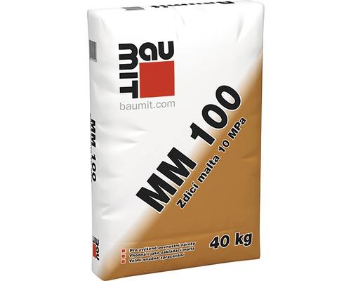 Malta BAUMIT MM 100 zdicí 10 MPa 40 kg
