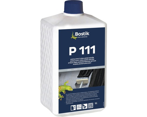 Bitumenová penetrace Bostik P 111, 1 l