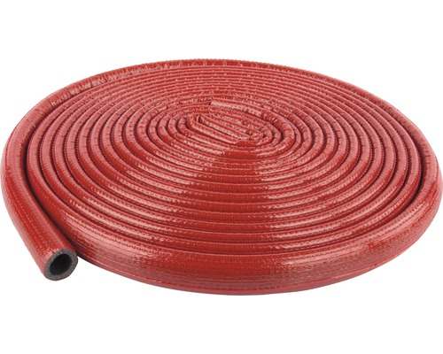Potrubní izolační pouzdro RED ø 18 mm, šířka vrstvy 4 mm, délka 10 m