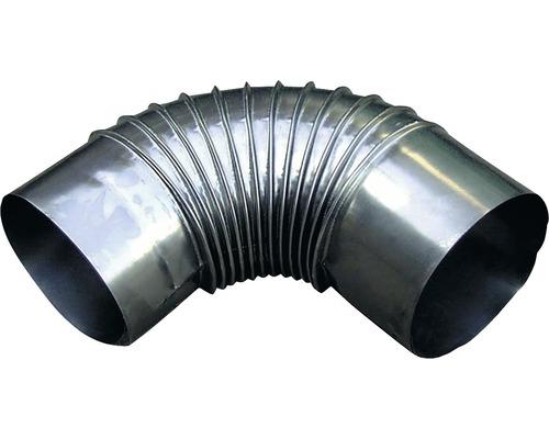 Koleno kouřové 112 mm tenkostěnné