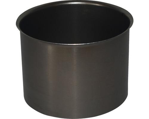 Zděř kouřová 130 mm tenkostěnná