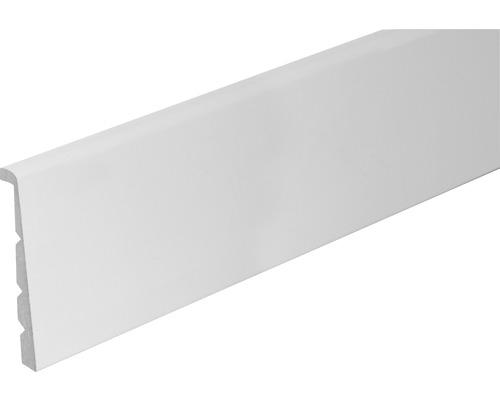 Soklová lišta bílá 26x138x2400 mm