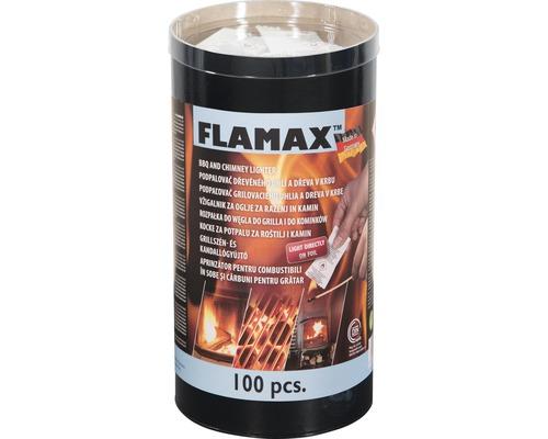 Podpalovač grilů a kamen Flamax polštářky