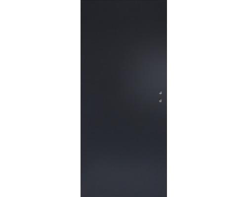 Plechové dveře Hörmann ZK, 90 P, antracit