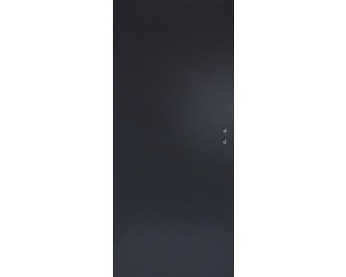 Plechové dveře Hörmann ZK, 60 L, antracit