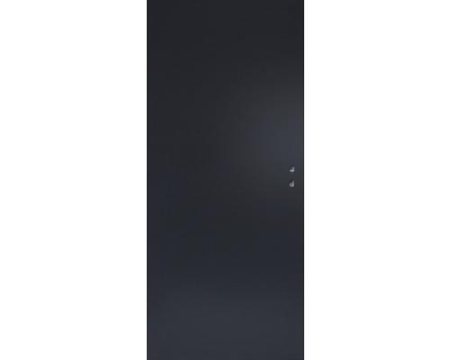 Plechové dveře Hörmann ZK, 90 L, antracit