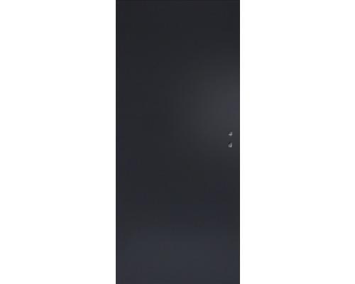 Plechové dveře Hörmann ZK, 70 L, antracit