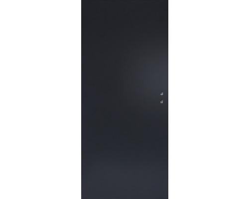 Plechové dveře Hörmann ZK, 70 P, antracit