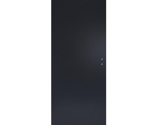 Plechové dveře Hörmann ZK, 60 P, antracit