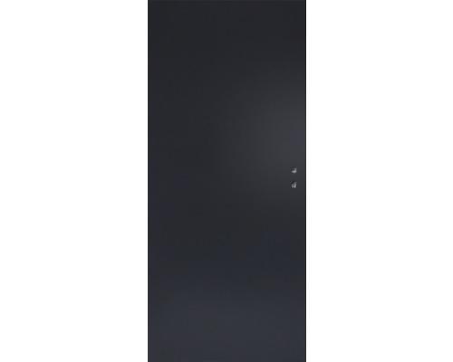 Plechové dveře Hörmann ZK, 80 P, antracit