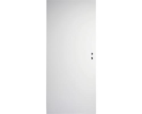 Plechové dveře Hörmann ZK, 90 L, bílé