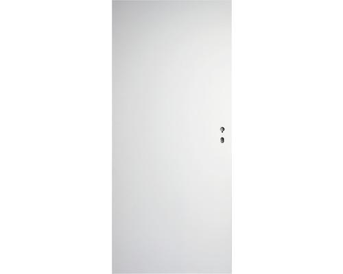 Plechové dveře Hörmann ZK, 100 L, bílé