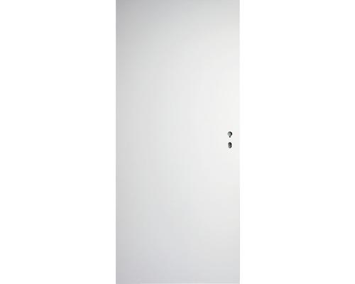 Plechové dveře Hörmann ZK, 100 P, bílé