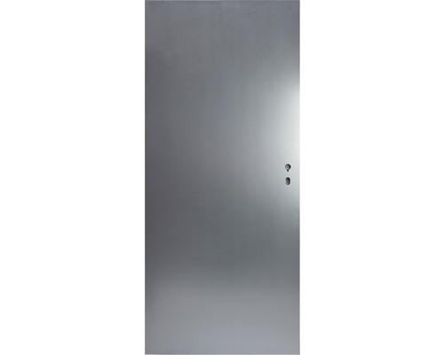 Plechové dveře Hörmann ZK, 100 L, pozinkované