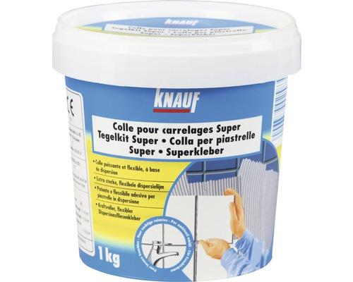 Disperzní lepidlo na obklady KNAUF Superkleber D1TE 1 kg