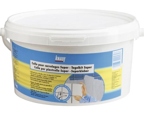 Disperzní lepidlo na obklady KNAUF Superkleber D1TE 3 kg