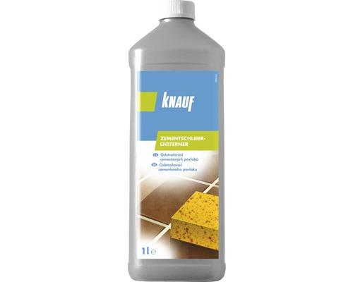 Odstraňovač cementového povlaku KNAUF, 1 l