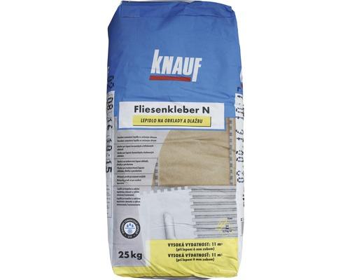 Lepidlo na obklady a dlažbu KNAUF Fliesenkleber N C1T 25 kg