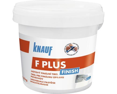 Finální tmel KNAUF F Plus, 1,5 kg