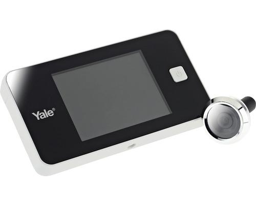 Digitální dveřní kukátko Yale DDV 500 STANDARD