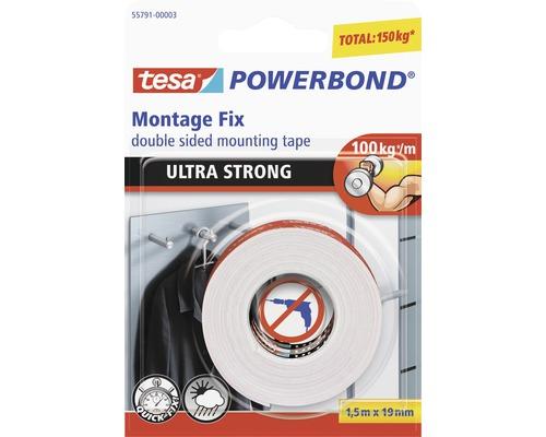 Montážní páska UltraStrong 1,5m x 19mm