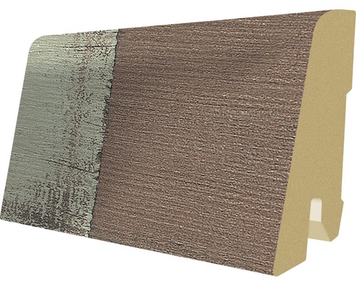 Podlahová lišta MDF Curiosity Wood 17 x 60 x 2400 mm