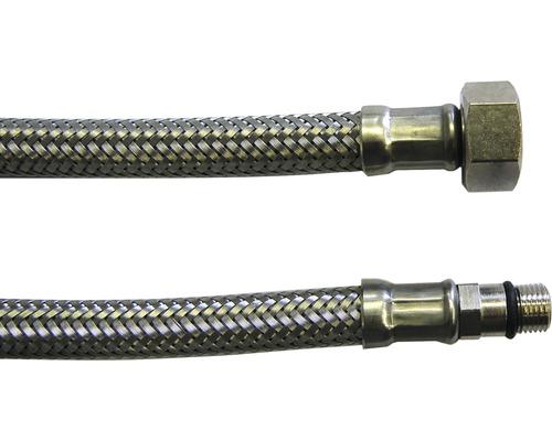 """Flexibilní hadice M3/8""""xM10X1"""" 50 cm nerez"""