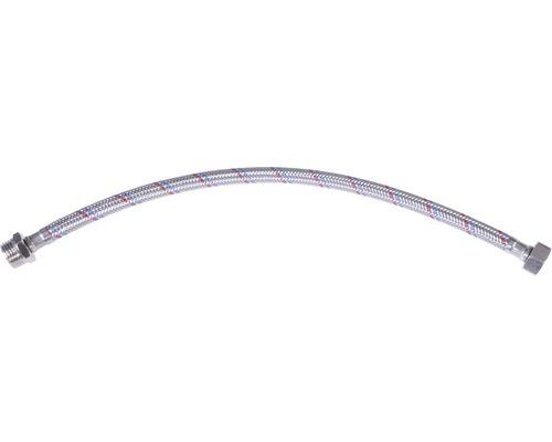 """Flexibilní hadice M1/2""""xŠ1/2"""" 60 cm nerez"""