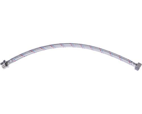 """Flexibilní hadice M1/2""""xŠ1/2"""" 50 cm nerez"""