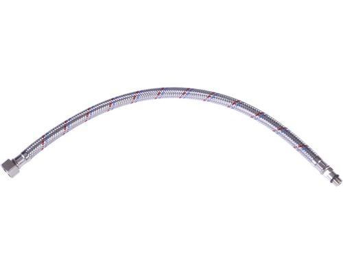 """Flexibilní hadice M3/8""""xM10 50 cm nerez"""