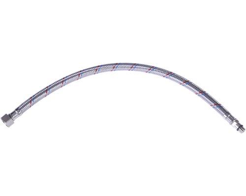 """Flexibilní hadice M3/8""""xM10 80 cm nerez"""