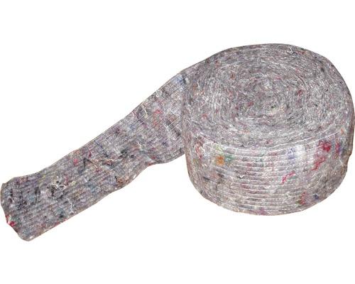 Izolační plstěný pás šířka 7 cm, 10 m