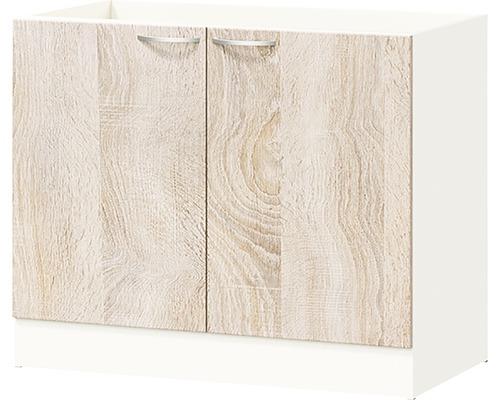 Kuchyňská skříňka spodní Sofie S 100 vanilka/bardolino