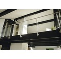Akrylátové sklo pro zábradlí Pertura 8 x 673 x 1500 mm, čiré (68)