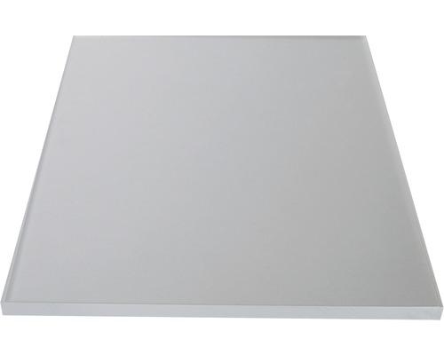 Akrylátové sklo pro zábradlí Pertura 8 x 673 x 2000 mm, satinované (71)