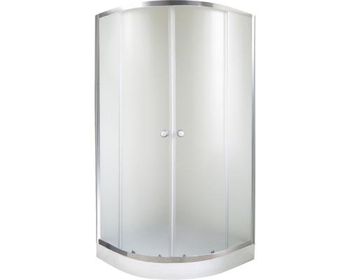 Sprchový kout Holiday 90x90 cm matné sklo
