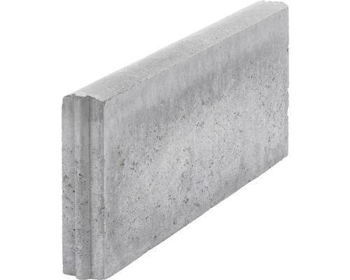 Betonové obrubníky a palisády