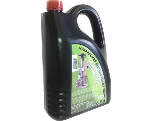 Hydraulický olej pro štípací stroje 5 l