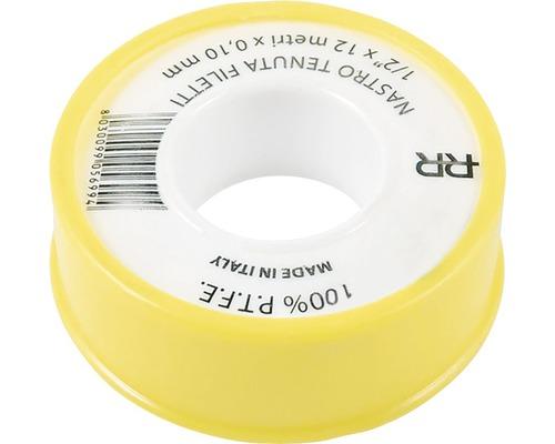 Teflonová páska 12m 12x0,1 mm