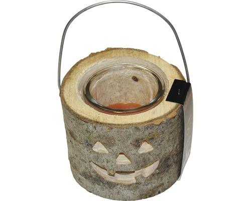 """Svíčka """"Halloween"""" venkovní 18 x 15 cm"""