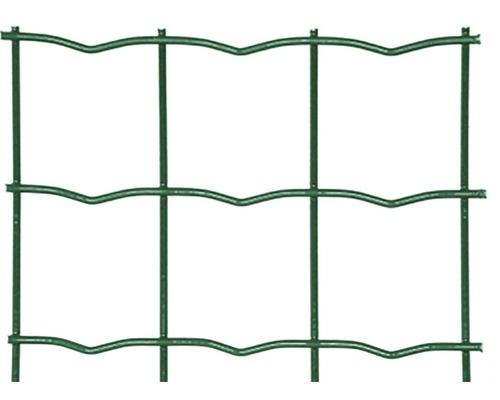 Svařované pletivo PILECKÝ Pilonet Heavy Zn + PVC 100 cm x 25 m zelené